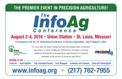 InfoAg 2016 Save-the-Date Flyer